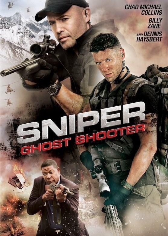 زیرنویس فیلم Sniper: Ghost Shooter 2016