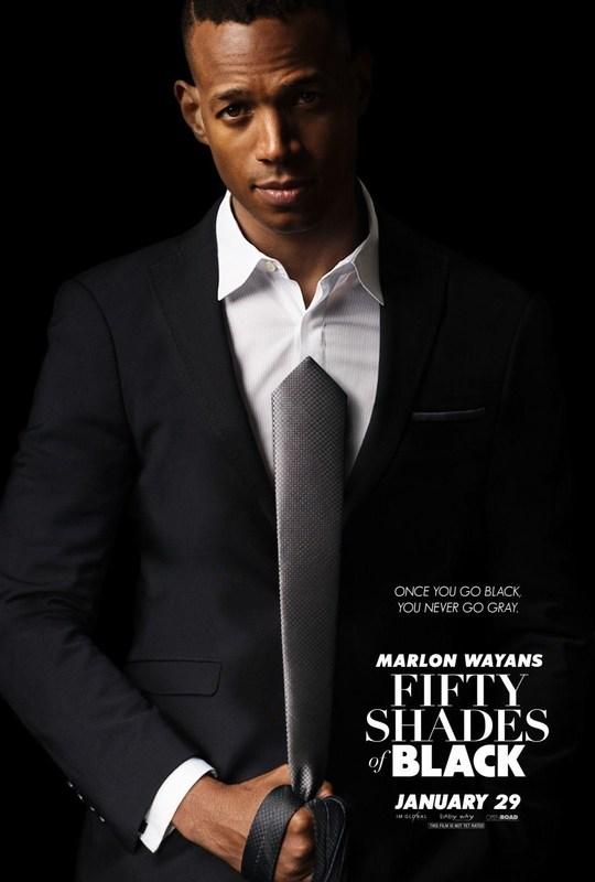 زیرنویس فیلم Fifty Shades of Black 2016