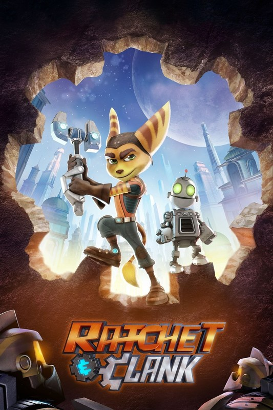 زیرنویس فیلم Ratchet & Clank 2016