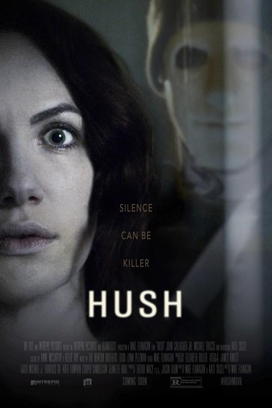 زیرنویس فیلم Hush 2016