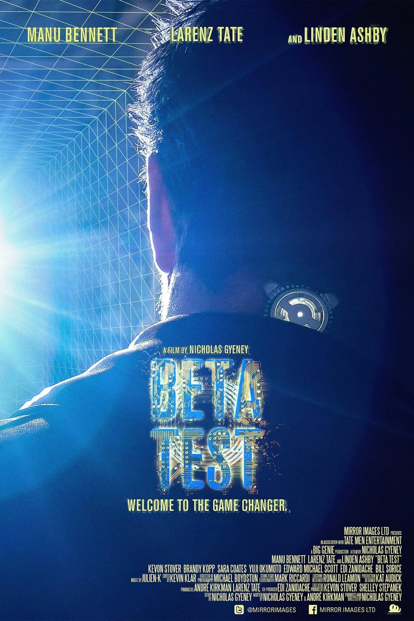 زیرنویس فیلم Beta Test 2016