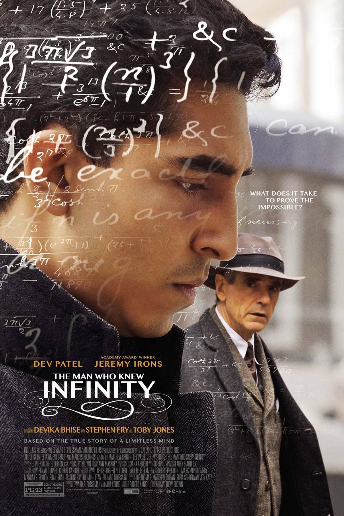 زیرنویس فیلم The Man Who Knew Infinity 2015