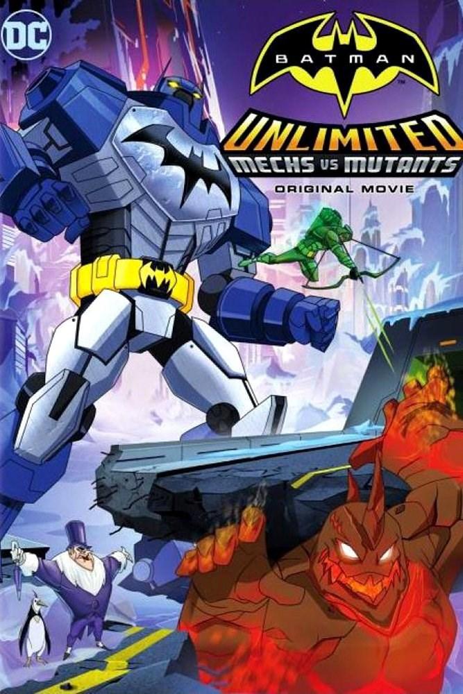 زیرنویس فیلم Batman Unlimited: Mech vs. Mutants 2016