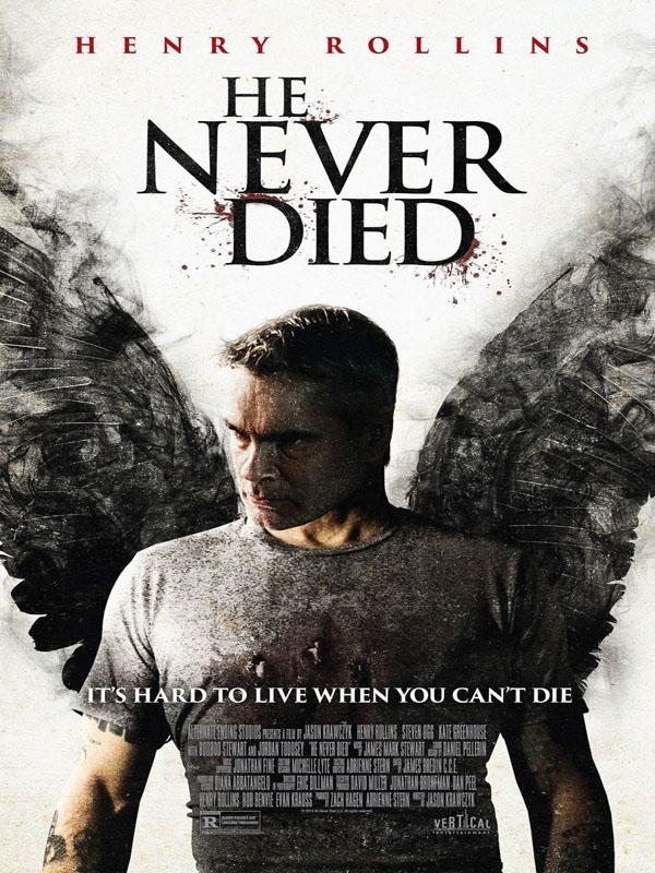 زیرنویس فیلم He Never Died 2015