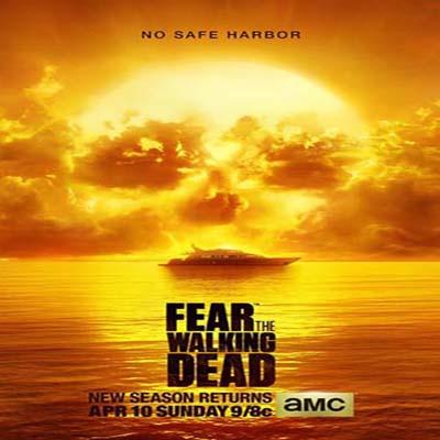 زیرنویس سریال Fear the Walking Dead