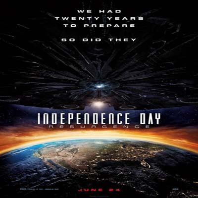 زیرنویس فیلم Independence Day: Resurgence 2016