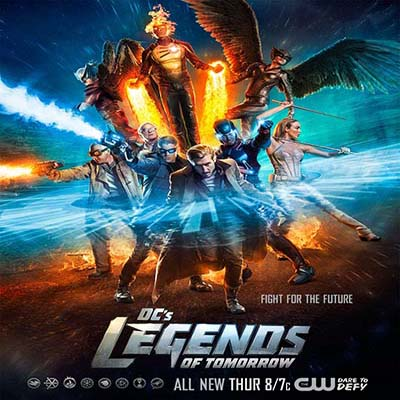 زیرنویس سریال Legends of Tomorrow
