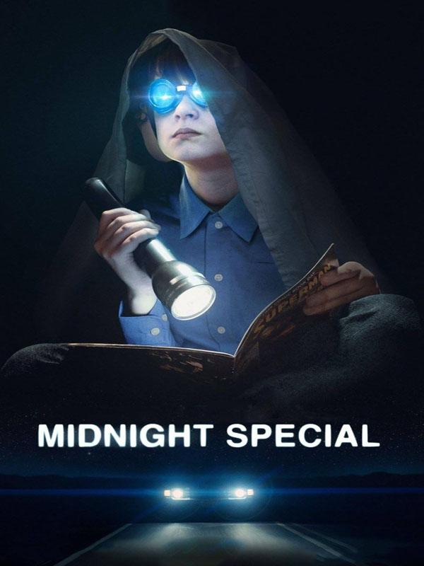 زیرنویس فیلم Midnight Special 2016