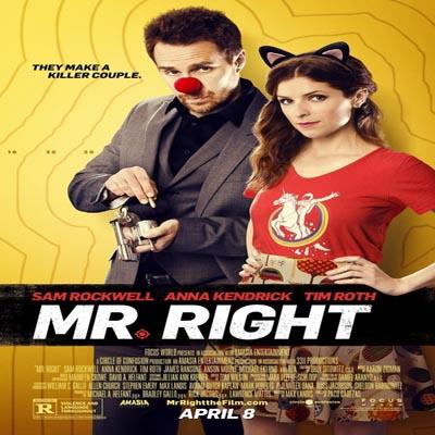 زیرنویس فیلم Mr. Right 2015