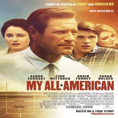 زیرنویس فیلم My All American 2015