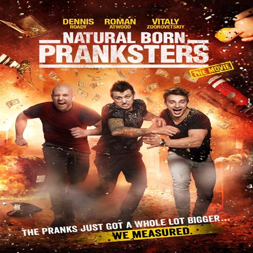 زیرنویس فیلم Natural Born Pranksters 2016