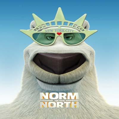 زیرنویس انیمیشن Norm of the North 2016