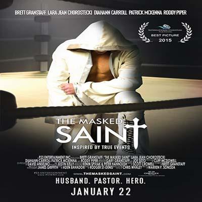 زیرنویس فیلم The Masked Saint 2016