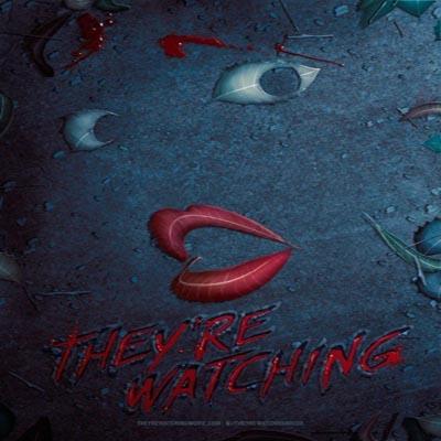 زیرنویس فیلم They're Watching 2016