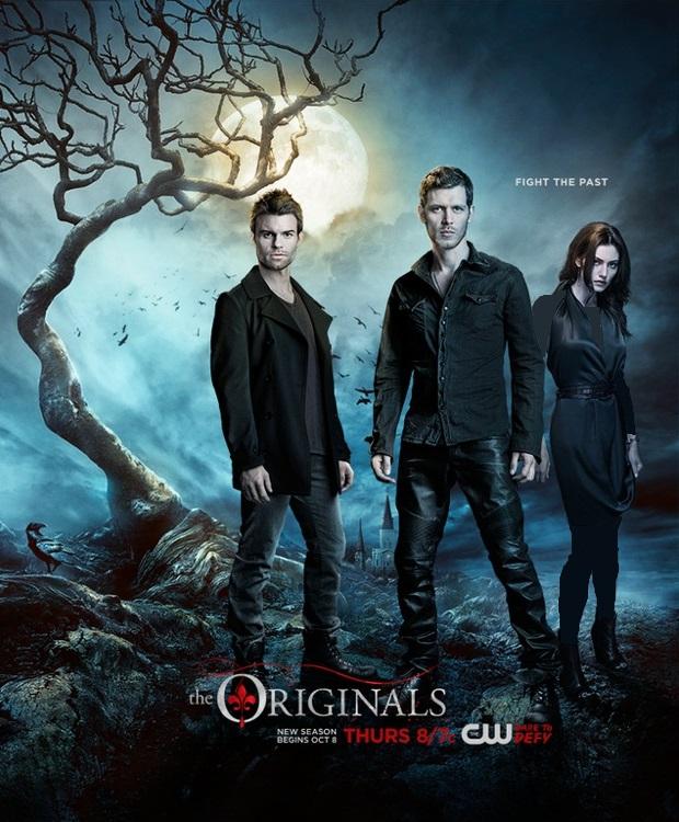 دانلود زیرنویس فارسی سریال The Originals