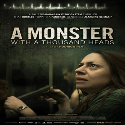 زیرنویس فیلم A Monster With a Thousand Heads 2015