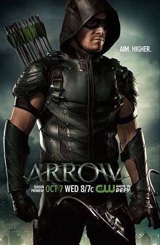 زیرنویس سریال Arrow