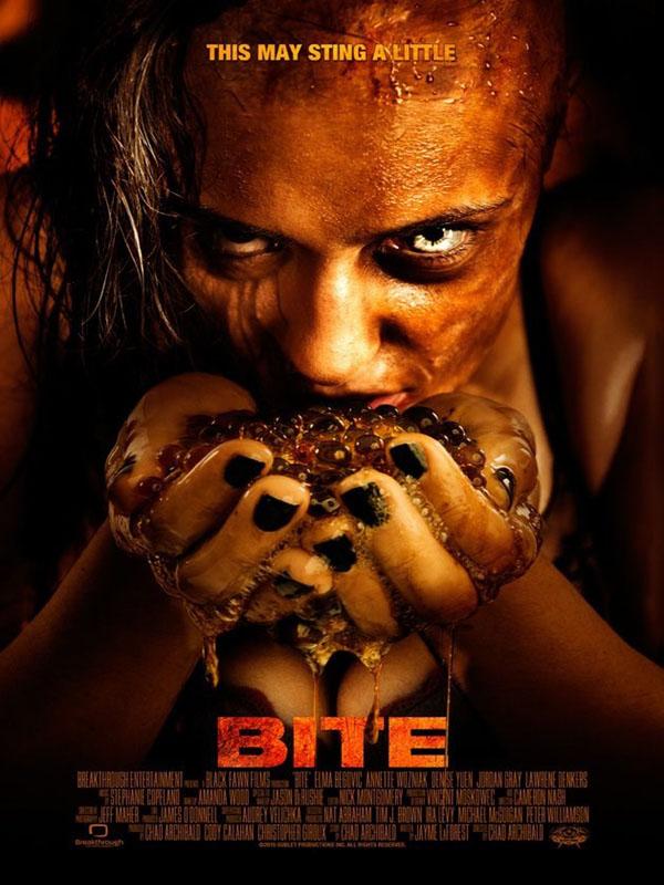 زیرنویس فیلم Bite 2015
