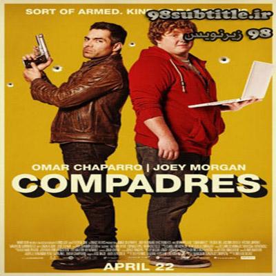 زیرنویس فیلم Compadres 2016