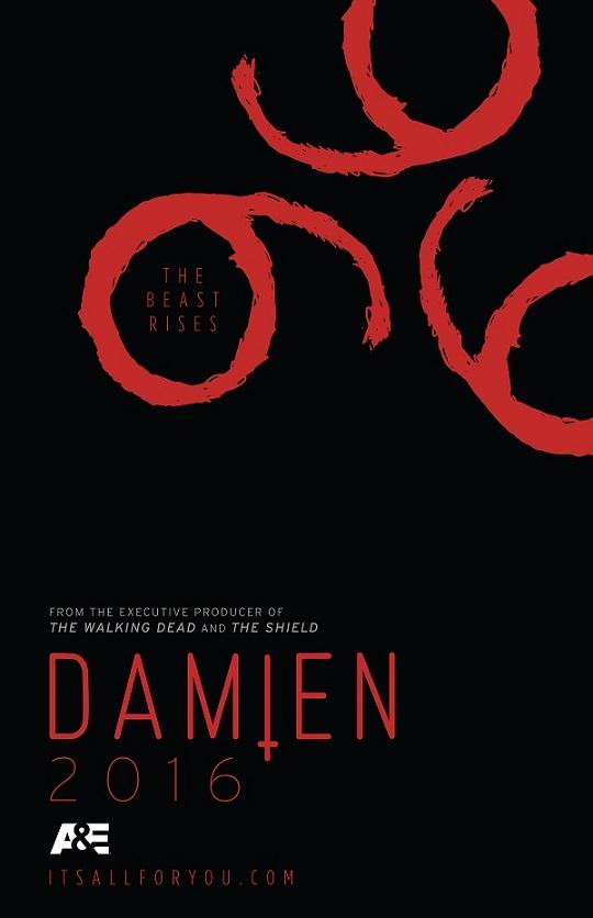 زیرنویس سریال Damien