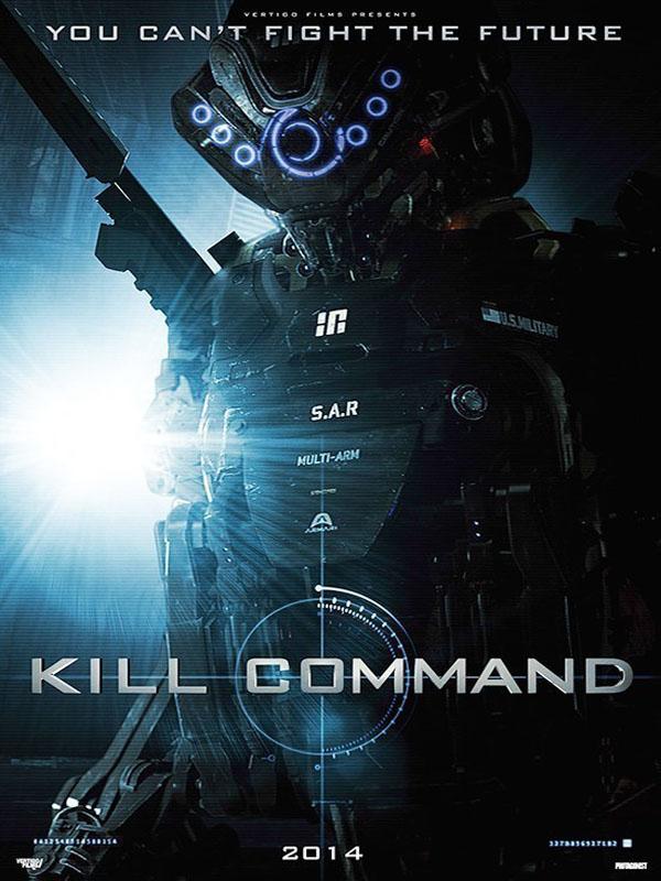 زیرنویس فیلم Kill Command 2016