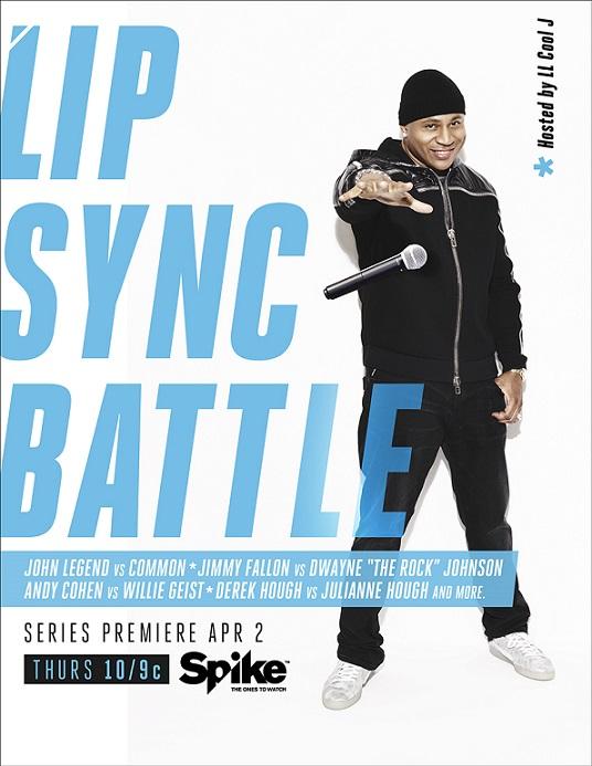 زیرنویس سریال Lip Sync Battle