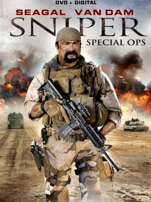 زیرنویس فیلم Sniper: Special Ops 2016
