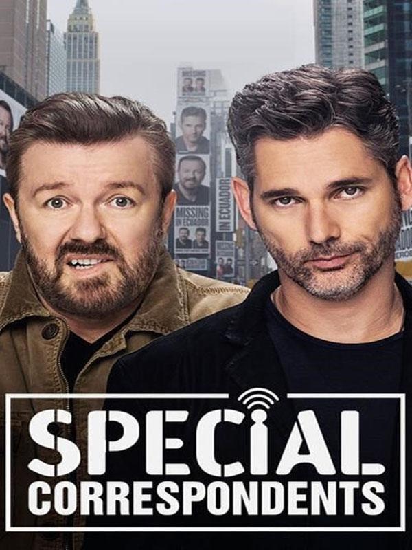 زیرنویس فیلم Special Correspondents 2016