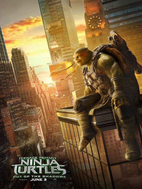 زیرنویس فیلم Teenage Mutant Ninja Turtles: Out of the Shadows 2016