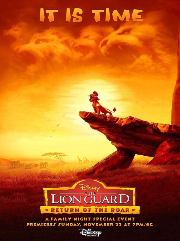 زیرنویس فیلم The Lion Guard: Return of the Roar 2015