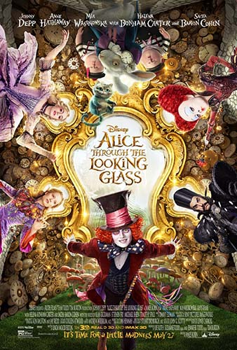 زیرنویس فیلم Alice Through the Looking Glass 2016