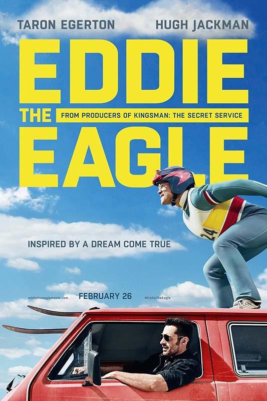 زیرنویس فیلم Eddie the Eagle 2016