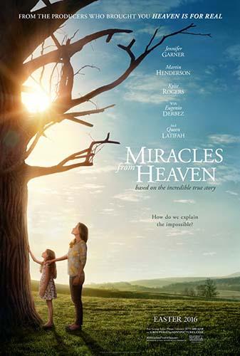 زیرنویس فیلم Miracles from Heaven 2016