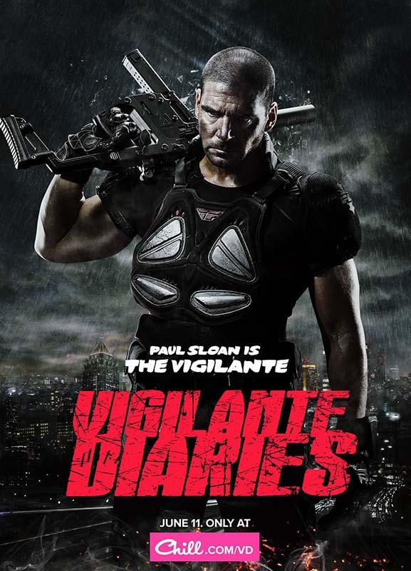 زیرنویس فیلم Vigilante Diaries 2016