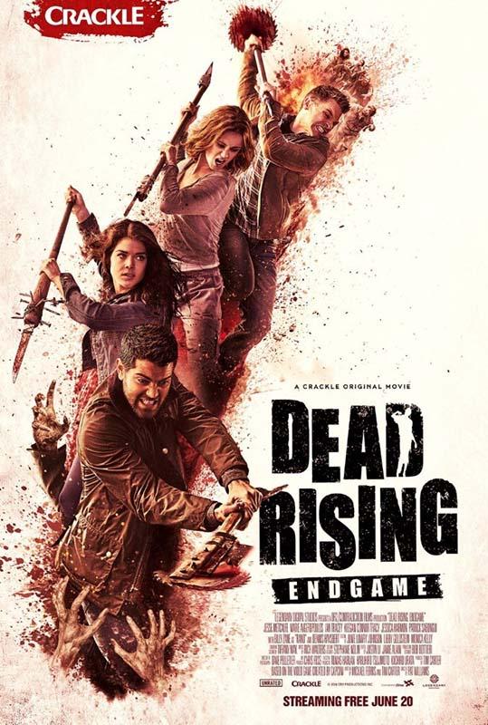 زیرنویس فیلم Dead Rising Endgame 2016