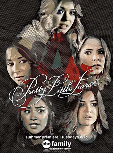 زیرنویس سریال Pretty Little Liars