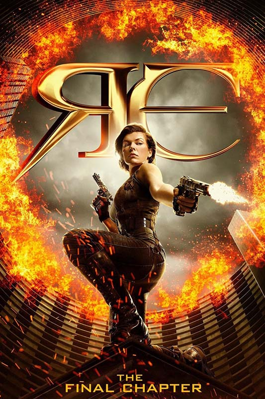 زیرنویس فیلم Resident Evil: The Final Chapter 2016