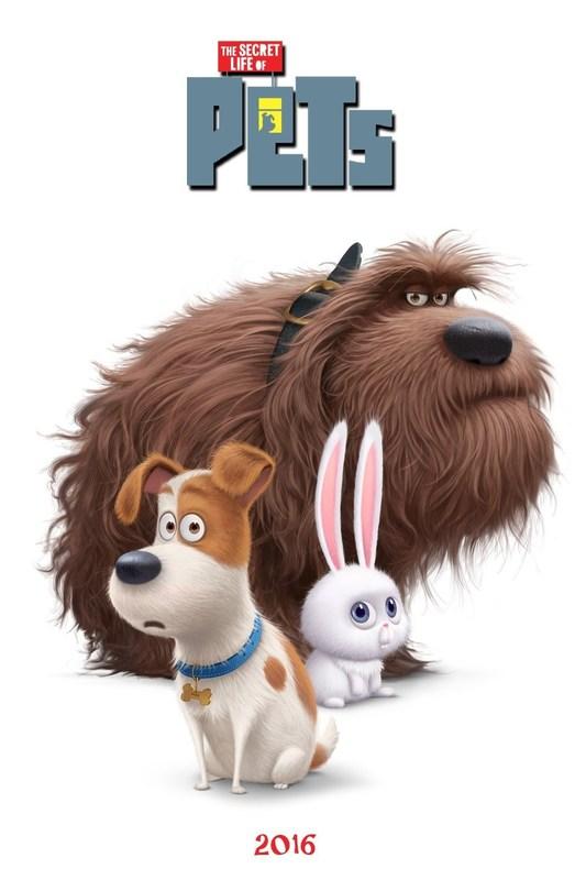 زیرنویس انیمیشن The Secret Life Of Pets 2016