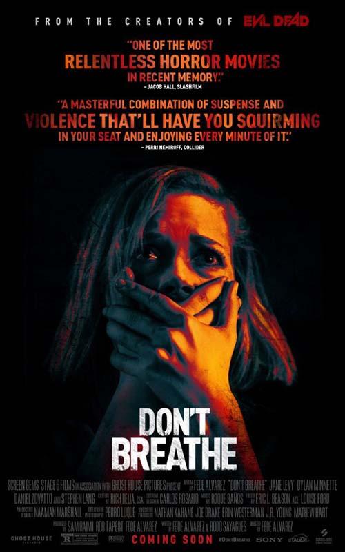 زیرنویس فیلم Don't Breathe 2016