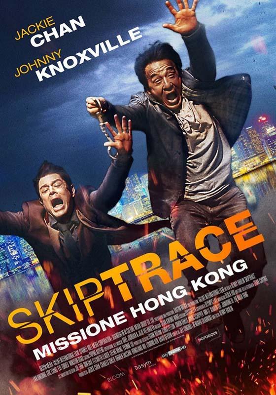 زیرنویس فیلم Skiptrace 2016