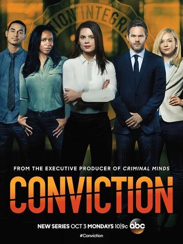 دانلود زیرنویس فارسی سریال Conviction