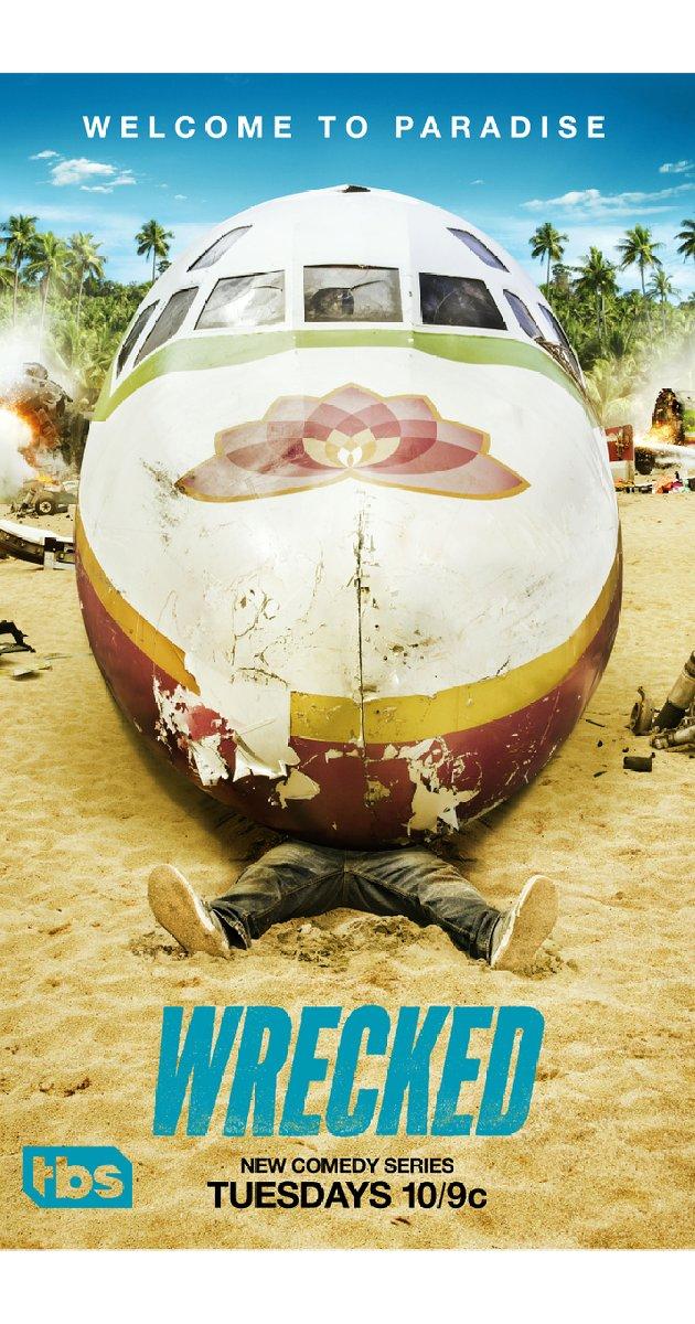 دانلود زیرنویس فارسی سریال Wrecked