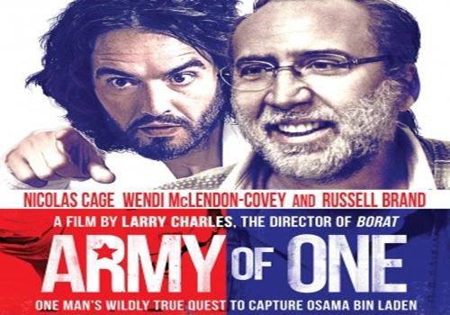 دانلود زیرنویس فارسی فیلم Army of One 2016