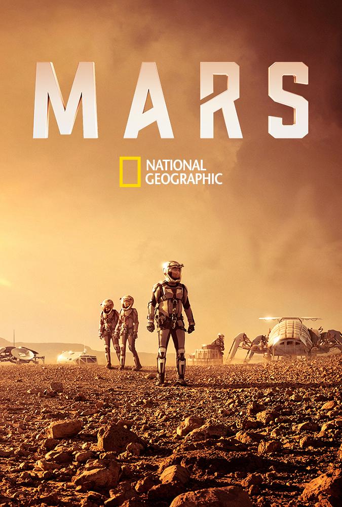 دانلود زیرنویس فارسی سریال Mars