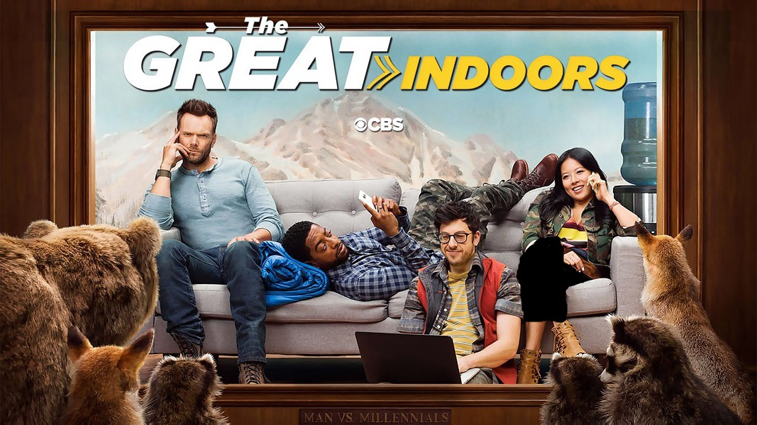 دانلود زیرنویس فارسی سریال The Great Indoors