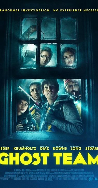 دانلود زیرنویس فارسی فیلم Ghost Team 2016