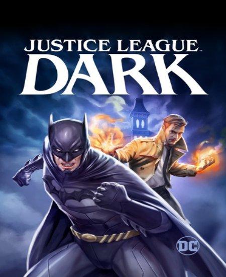 دانلود زیرنویس فارسی فیلم Justice League Dark 2017