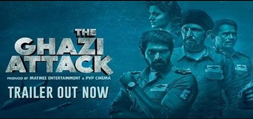 دانلود زیرنویس فارسی فیلم The Ghazi Attack 2017