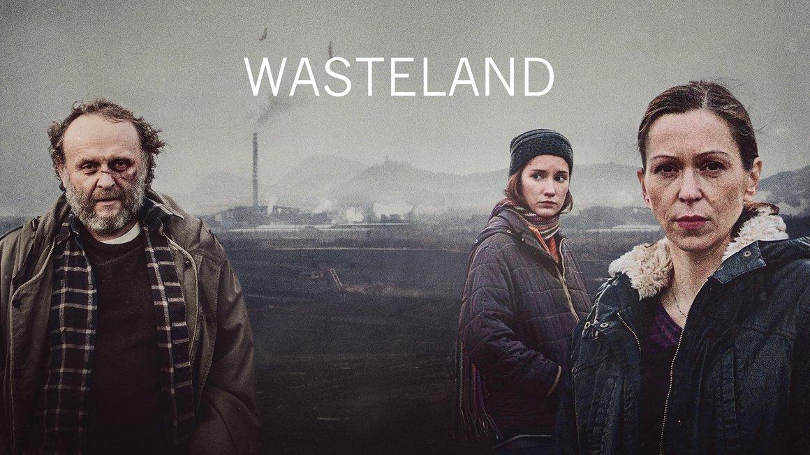 دانلود زیرنویس فارسی سریال Wasteland Pustina