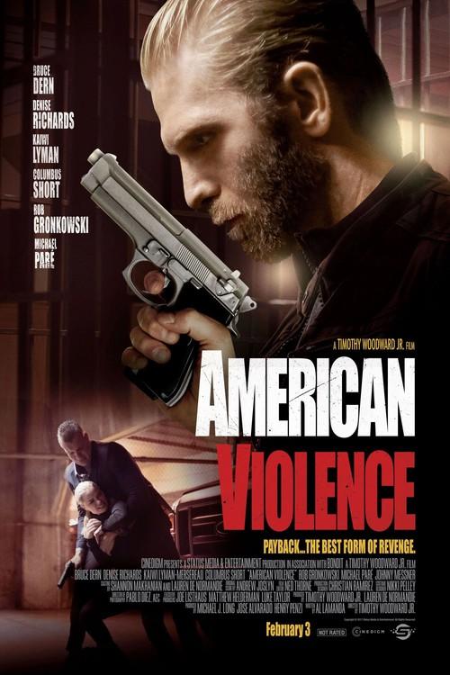 دانلود زیرنویس فارسی فیلم American Violence 2017